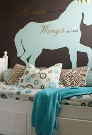Girls Horse Themed Bedding by Beautiful Bedroom For A Teen Horse Themed Kid U0027s Room