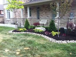 Slope Landscaping Ideas For Backyards Exterior Comfortable Backyard Landscape Design Ideas Models