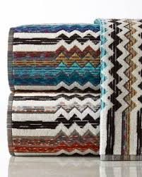 Modern Bathroom Towels Add Colour To A Dull Bathroom With Statement Bath Towels Missoni
