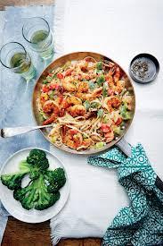cajun thanksgiving cajun shrimp linguine recipe myrecipes