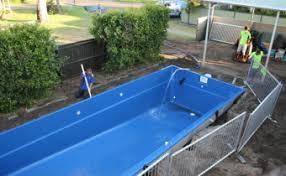 prefabricated pools pvf pools fiberglass pools western ma