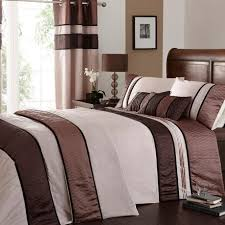 Dunelm Mill Duvet Covers Manhattan Mocha Bed Linen Collection Dunelm