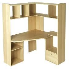 bureau d angle en bois massif grand bureau d angle informatique ensemble dangle pour 13 avec