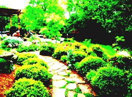 garden design with cheap landscaping a large yard for how to build