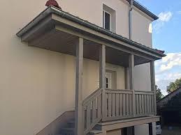 balkon vordach zimmerei walther vom vordach bis zum eingangsbereich pirna dresden