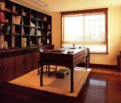 decorations home study library decor traditional home design
