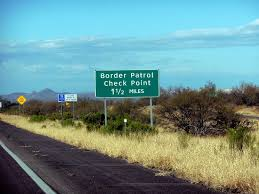 Interior Border Patrol Checkpoints Southern Californians Don U0027t Have To Cooperate At Law Enforcement