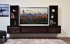wall units interesting wall mounted entertainment centers