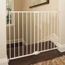 Baby Gate Stairs Banister Modern Safety Gates Allmodern