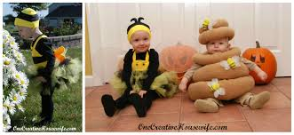 Simpsons Family Halloween Costumes by One Creative Housewife Homemade Halloween Costumes Of The Past