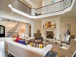 Two Story Fireplace Stunning Ideas For Small Living Room Layout Living Room Ottoman