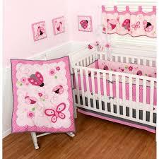 Nursery In A Bag Crib Bedding Set Sumersault Lovely Ladybug 10 Nursery In A Bag Crib Bedding