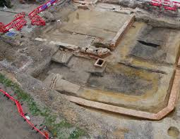 archaeology at stepney green crossrail