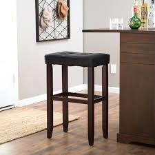 bar stools saddle bar stools seat counter stool swivel with