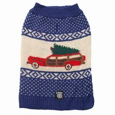 clark s wagon tree sweater blue multi with same day shipping