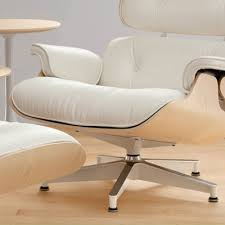 Herman Miller Lounge Chair And Ottoman by Herman Miller Eames Lounge Chair And Ottoman White Ash Design