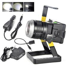 10w rechargeable flood light 10w portable rechargeable led floodlights battery charging hand held