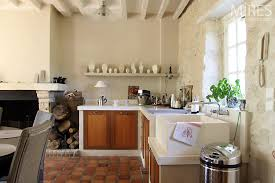 cuisine uip rustique extraordinaire et decoration cuisine rustique ensemble salle