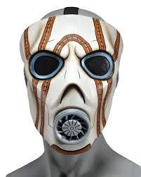 Halloween Costumes Masks Borderlands Psycho Bandit Costume Mask Borderlands Masking
