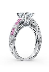 engagement rings pink images 45 pink engagement rings styles brides jpg