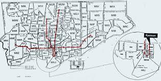 canada post fsa map postal code toronto images usseek