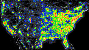 map of the usa 23 and interesting maps that show just how america