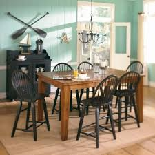 Broyhill Dining Chairs Attic Heirlooms Rectangular Counter Height Dining Set By Broyhill