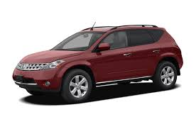2007 nissan murano new car test drive