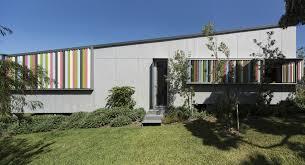 blue house neeson murcutt architects cement sheet