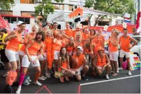 orange mardi gras team orange to march in 2017 sydney mardi gras parade dutchlink