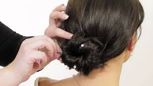 Hochsteckfrisurenen Selber Machen Mittellange Haar Einfach by Steffis Hochsteckfrisuren Zum Selber Machen