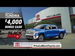price leblanc toyota used cars price leblanc toyota black friday all month tundra
