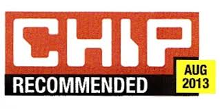 chip magazine eset smart security wins chip magazine recommended august 2013 award