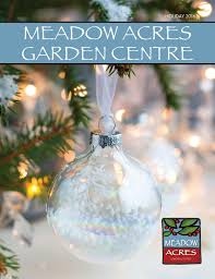 meadow acres garden centre holiday 2016 by country road graphics