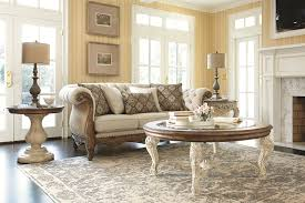 furniture round coffee table by jessica mcclintock furniture with