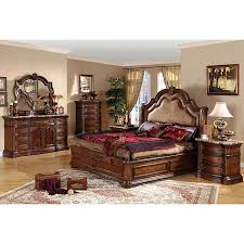 San Marino Piece California Kingsize Bedroom Set Free - California king size bedroom sets cheap