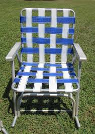 Aluminum Folding Rocker Lawn Chair by Orlando Round Lounge Chair Home Chair Decoration