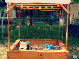 Backyard Sandbox Ideas Diy Sandboxes For A Perfect Playtime