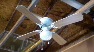 the hton bay fan 42 hton bay littleton ceiling fan youtube