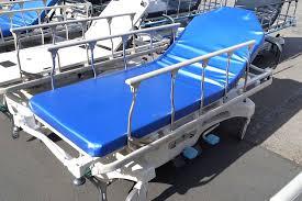 used hospital beds for sale stretchers and gurneys hospital beds