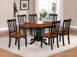 Round Kitchen Table by Kitchen Chairs Dining Room Smart And Comfortable Hardwood