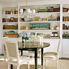 bookshelves in dining room 25 creative ways to display your art formal shelves and spaces