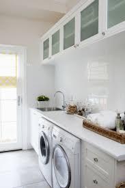 laundry room white laundry cabinet design white laundry storage