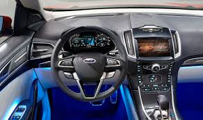 ford galaxy interior 2016 ford edge thevigiltouch u0027s blog