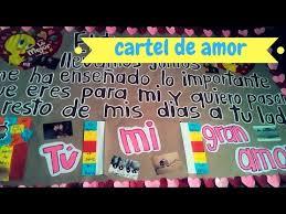 imagenes de carteles de amor para mi novia hechos a mano manta decorada videomoviles com