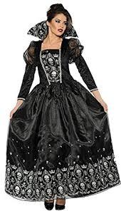 amazon com underwraps dark queen womens evil victorian gothic