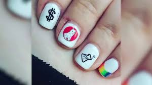 this robot prints cool designs on your nails in seconds youtube