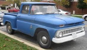 gallery of chevrolet pick up