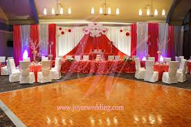 red backdrop reception decoration backdrops sweetheart table