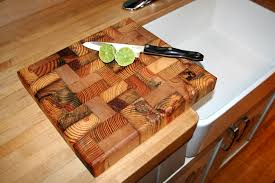 Cutting Board Designer Wood Block Printing Gilberts Tree Owls Loversiq